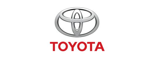 شعار سيارة تويوتا